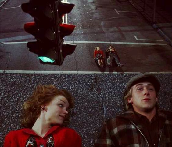 """What happens if a car comes? We die.""  -The Notebook"