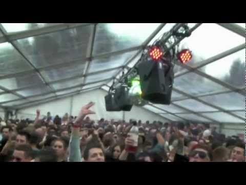 DJ SNEAK drops 2 DARIUS SYROSSIAN tracks @ FAV Garden party Leeds