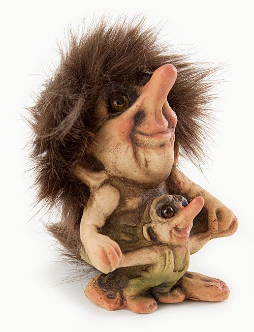 Image detail for -Nyform Trolls, Dancing Trolls, Troll Figurines, Scandinavian Trolls