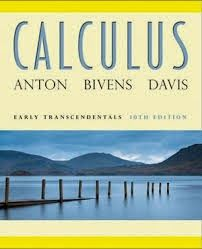 Multivariable calculus by anton bivens davis pdf free download calculus early transcendentals single variable student solutions manual edition this is the student solutions manual to accompany calculus early fandeluxe Gallery