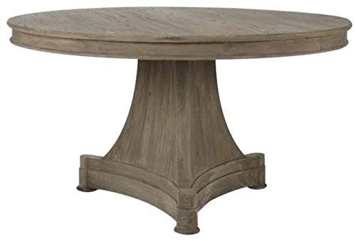 71-Inch Anderson Teak Bahama Oval Extension Table Extra Thick Wood