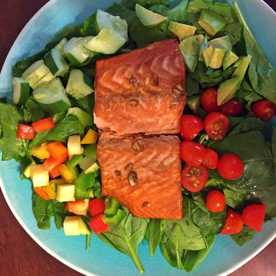Clean eating cleanses and 21 day fix on pinterest for Healthy fish dinner recipes
