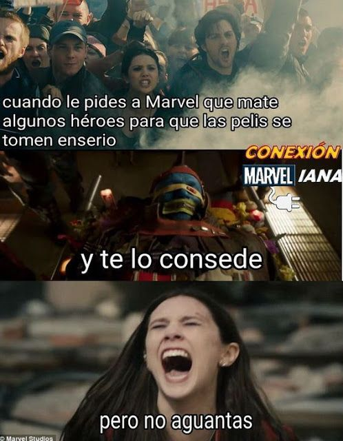 El Descanso Del Escriba Flojos Mas Que Flojos Marvel Memes Best Memes Avengers Memes