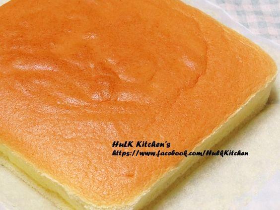 枕頭蛋糕食譜、作法 | Hulk 's kitchen 的多多開伙食譜分享