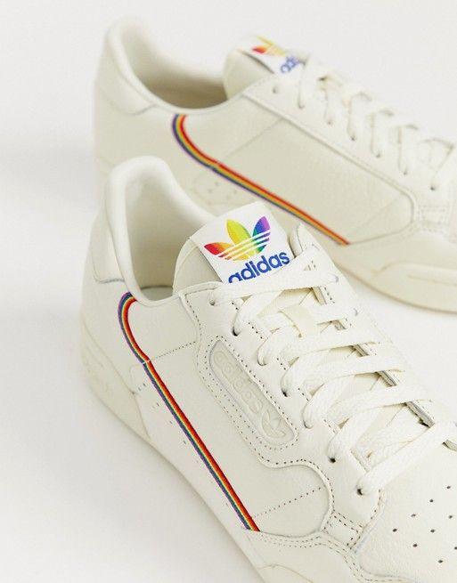 adidas Originals continental 80s pride