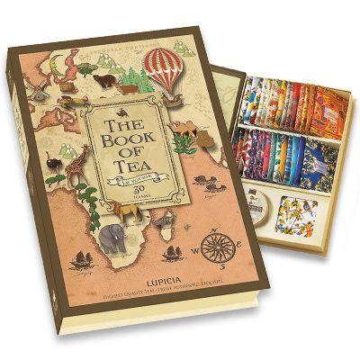 ルピシアの「お茶の本」!ブック オブ ティー・ヴォワヤージュが素敵すぎる♡