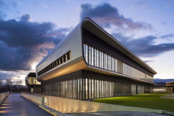 Vacheron Constantin in Geneva by Bernard Tschumi Architects