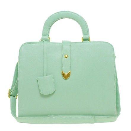 Smart front strap bag, £35, ASOS