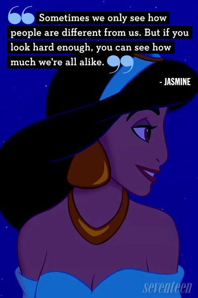 Best Disney Movie Quotes - Lessons From Disney Movies - Seventeen: