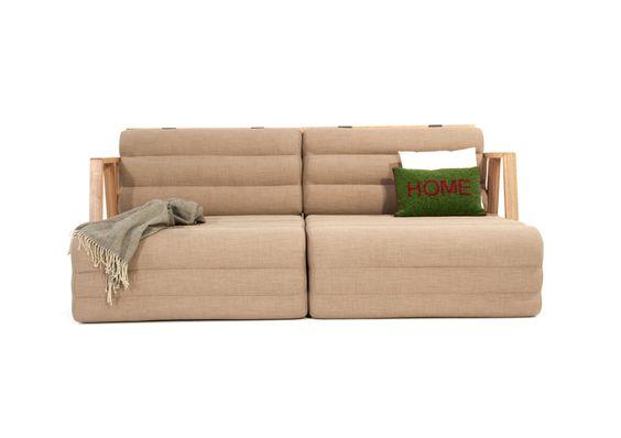 3MOODS, un mueble que se transforma en: sofá+cama+mesa 1