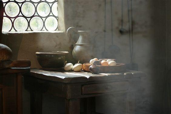 Sleeping Beauty's Kitchen ... by Berta..., via Flickr