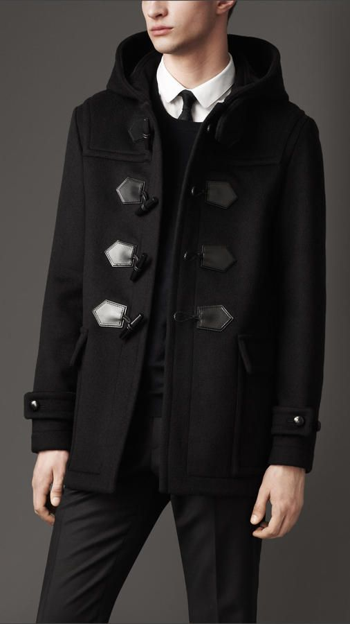 Seam Detail Duffle Coat | Coats Shops and Duffle coat