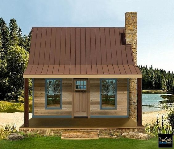 Texas Lake Homes, Texas Lake House PLans, Texas Cabin's