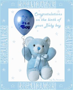 Congratulation On Your New Baby Boy Quotes