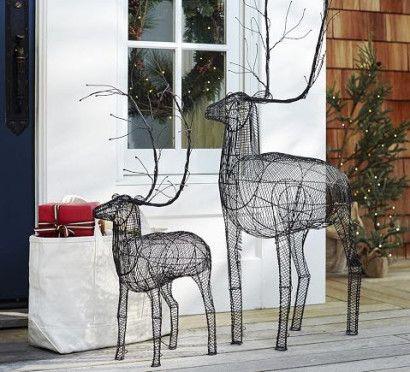 Renos decoración exterior