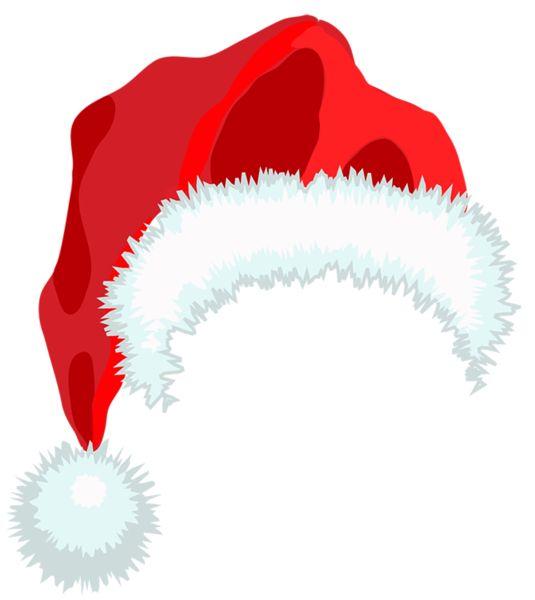 Santa Hat PNG Clipart