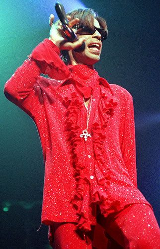 Prince Fashion Evolution |  Anslagstavla: