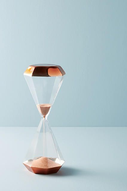 Anthropologie Pastel Sands Hourglass