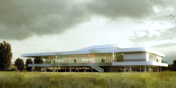 Centre Culturel – Colayrac | W-Architectures