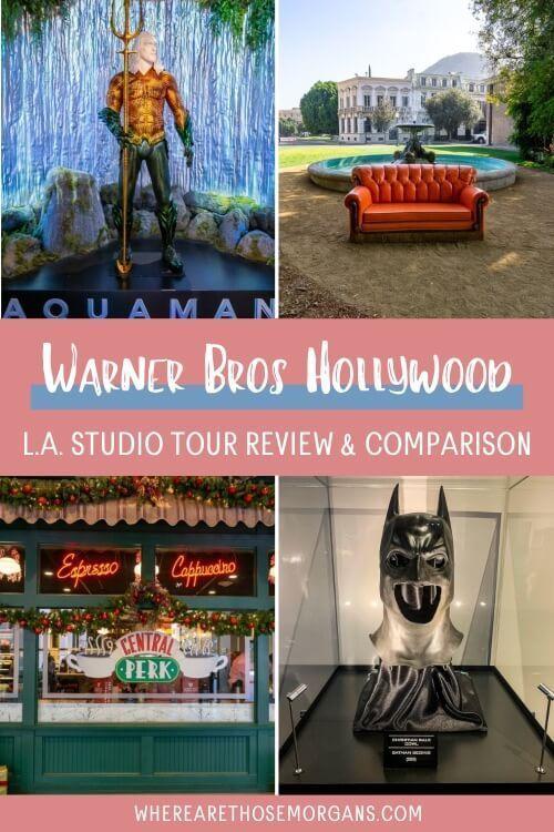 Warner Bros Hollywood Los Angeles Movie Studio Tour Review And Comparison Warner Bros Studio Tour Studio Tour Warner Bros Studio Tour Hollywood