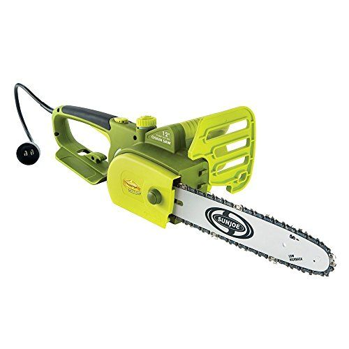 Best Selling Lightweight Portable Powerful Ecofriendly 9amp 12inch Electric Chain Saw Cutter This Little Powerhouse Carries Sun Joe Chainsaw Electric Chainsaw