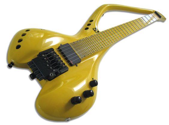 Basslab guitar