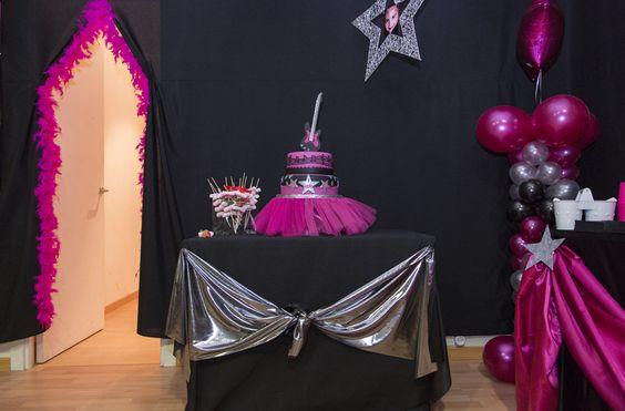 decoracion de fiesta pop - Buscar con Google