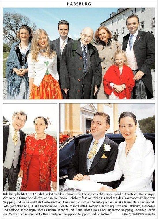 Hochzeit Philipp Von Neipperg Und Paula Wolff Imperial Movie Posters Royal