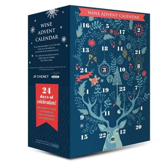 Adventskalender Aldi Wein take