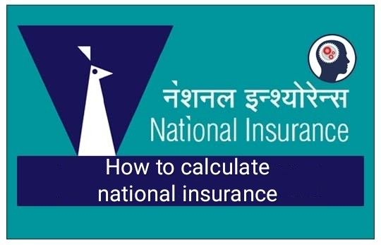 How To Calculate National Insurance National Insurance National