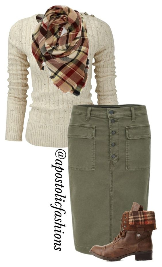 """Apostolic Fashions #1197"" by apostolicfashions on Polyvore featuring Superdry, J Brand, Charlotte Russe and Evelyn K"
