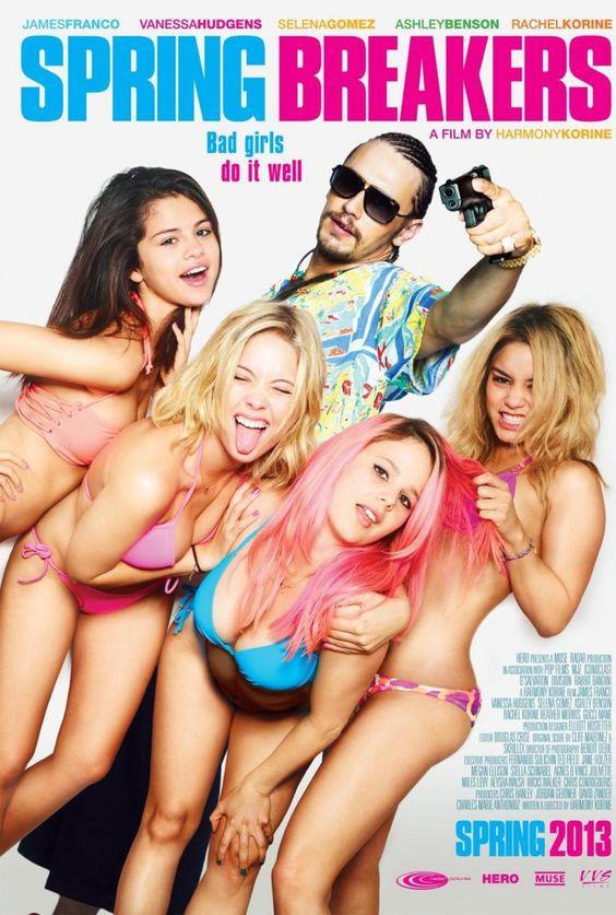 Watch Spring Breakers (2013)