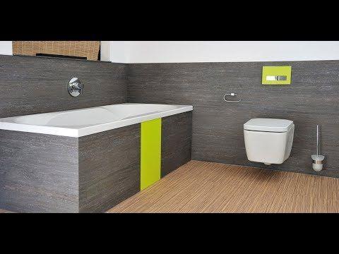 Montagefilm Wandverkleidungen Und Duschsysteme Individual Resopal Youtube Badezimmer Fliesen Badezimmer Bad Renovieren