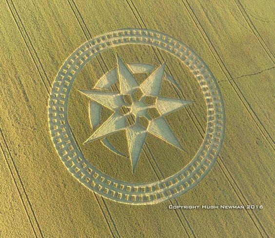 Follow your Heart - Openbaring over de spirituele betekenis van graancirkels
