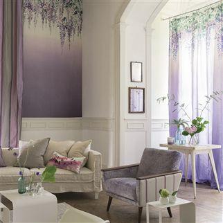 summer palace - grape wallpaper | Designers Guild: