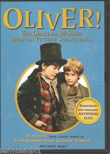 Oliver 1968 Soundtrack