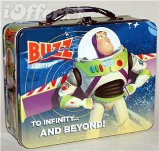 Toy Story Buzz Lightyear Lunch Box - $11.94 (iOffer)