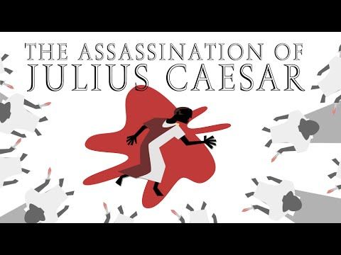 Why did Brutus, whose life had been saved by Caesar, join the plot to have him killed?