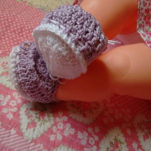 .mocassim lilás