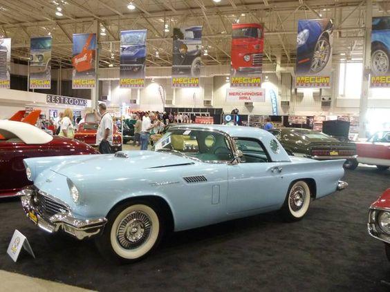 1957 Thunderbird.