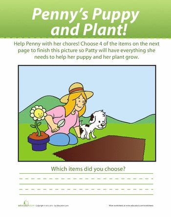 plants and animals worksheets plants and articles. Black Bedroom Furniture Sets. Home Design Ideas