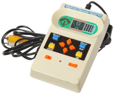 Have some 80s fun with this Mattel Classic Sports TV Video Game.