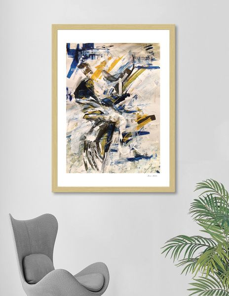 """Discover «""""The thinker """"», Exclusive Edition Fine Art Print by Bianca  Paraschiv Art - From $25 - Curioos"""