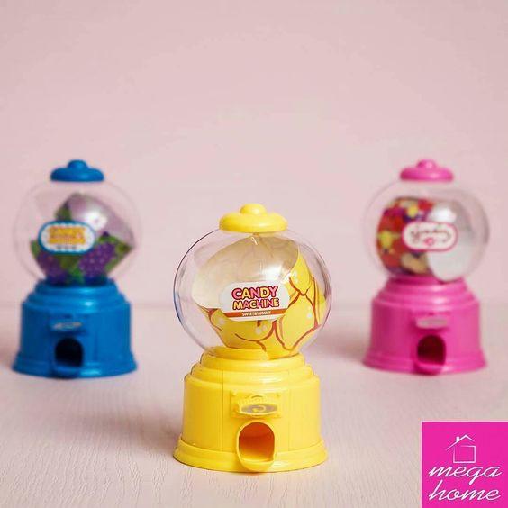 mia-madeinanatolia.com | http://bit.ly/2cQgJXd | @Regrann from @ Mini şeker makinesi farklı renk seçenekleriyle raflardaki yerini aldı.  tanesi 13 tl  #şekermakinesi #eskişehir #dekor #dekorasyon #evdekorasyonu #dekorasyonfikirleri #tasarım #evim #guzelevim #sunum #sunumönemlidir #hediye #ilginçhediyeler #hediyelikeşya #instamutfak #mutfak #kampanya #çeyiz #çeyizhazırlığı #cicibici #esse #pinkmore #madamecoco #englishhome #perabulvari #Regrann