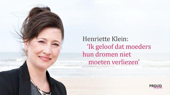 Henriette Klein (37) woont samen met Jeroen (38) en is trotse moeder van Feline (4,5). Ze is eigenaar van www.metdehand.nl en www.poush.nl Twee zussen, een mooie zondagmiddag en een fles prosecco. ...