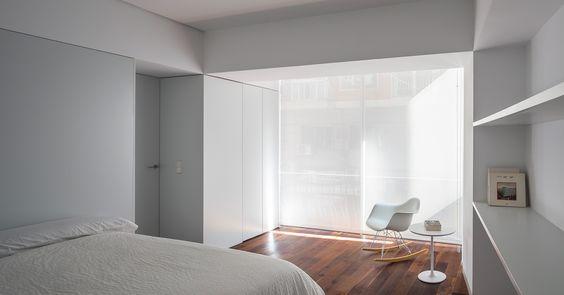 simplicity love: Interior in Murcia, Spain | Dot Partners