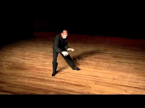 The Little Ball By Spanish Mime Actor Carlos Martinez Youtube