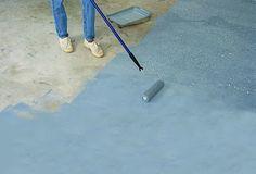 pintando suelo