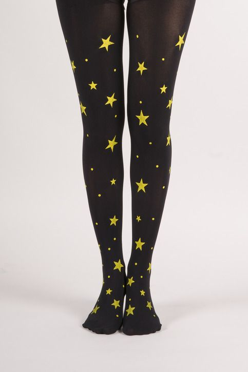Colorful star prints on a flexible opaque black background. The star print comes with 3 options of colors- lovely pink, sunny yellow & mysterious purple.
