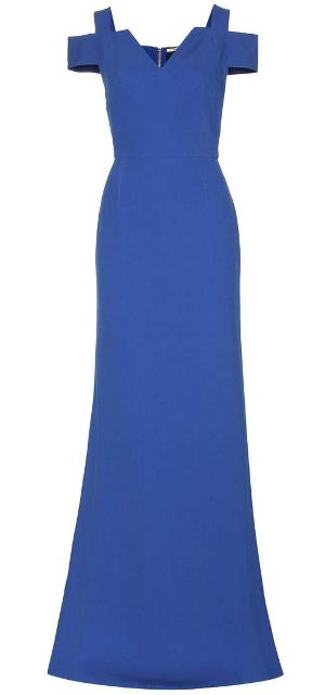 Roland Mouret gown - worn by the Duchess of Cambridge: